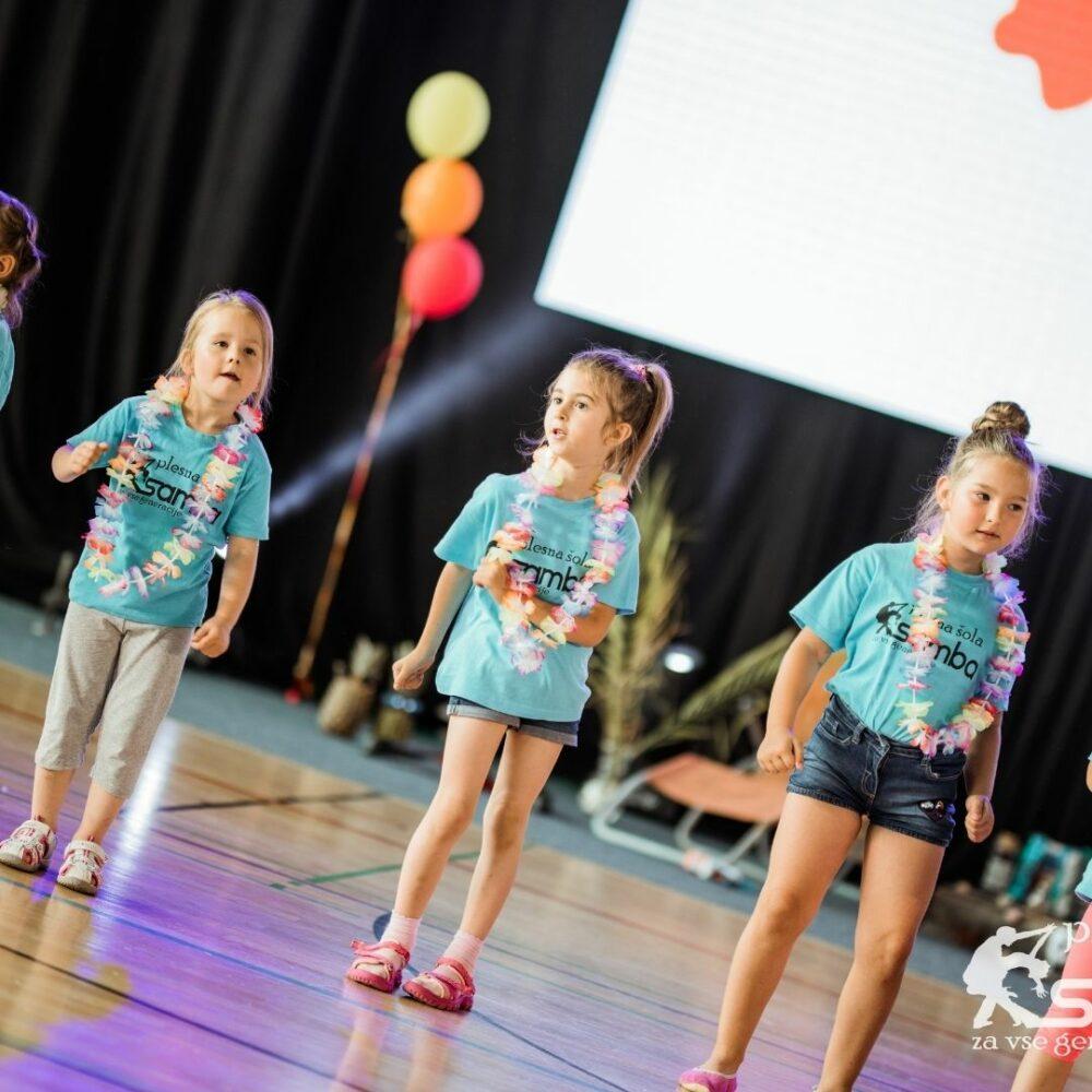 ZUMBAKIDS plesni tečaj za otroka – Plesni center Samba ( Maribor)