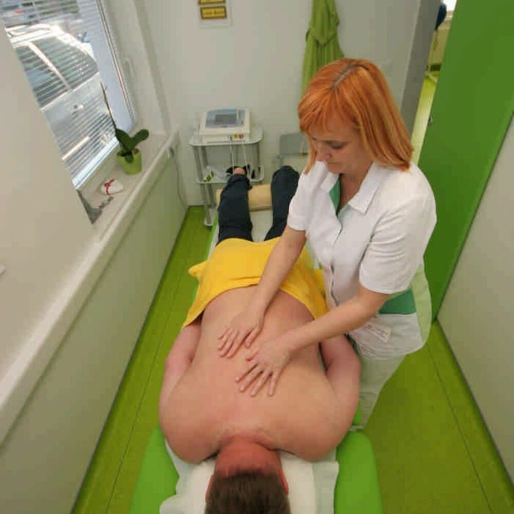 Ročna limfna drenaža - Lepotni salon Radost