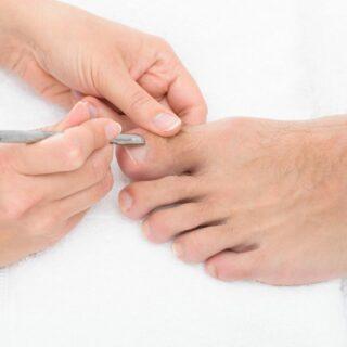 MEDICINSKA PEDIKURA – Lepotni salon RADOST
