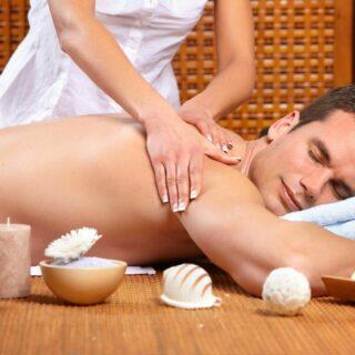 Terapevtska masaža - Lepotni salon Radost
